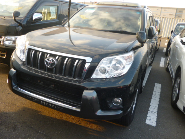 TOYOTA LAND CRUISER PRADO-2012